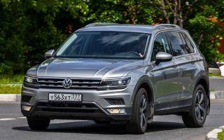 Инструкция по замене лобового стекла на Volkswagen Tiguan