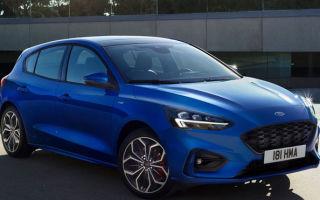 В лучших традициях — Ford Focus в новом кузове 2018 года