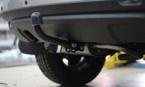 Штрафы за установку и использование фаркопа на легковом автомобиле в 2019 году
