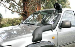 Пошаговое руководство по изготовлению шноркеля для любого автомобиля