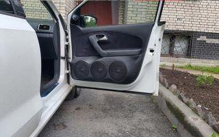 Инструкция снятия обшивки двери на Volkswagen Polo Sedan