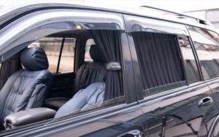 От А до Я: все о шторах на стекла автомобиля