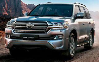 4 главные причины приобрести новый Тойота Ланд Крузер Прадо