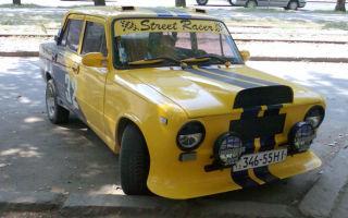 Обновление классики: тюнинг ВАЗ 2101