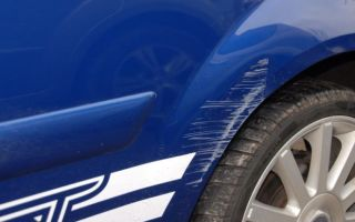 Как без покраски удалить царапины на кузове автомобиля