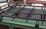 Инструкция изготовления багажника на крышу машины своими руками
