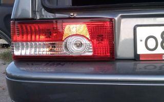 Все о передних, задних и противотуманных фонарях автомобиля ВАЗ 2114 и 2115
