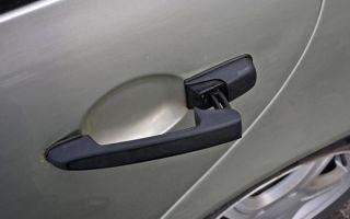 Пошаговая инструкция по ремонту и замене ручки двери на Калине