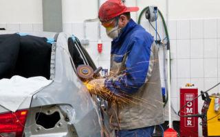 Все о видах кузовного ремонта и восстановлении автомобиля