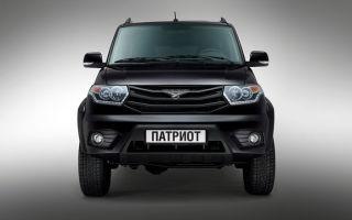 УАЗ Патриот: габариты автомобиля и особенности модели
