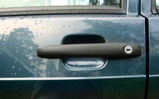 Пошаговая инструкция по замене наружной и внутренней ручки двери на ВАЗ 2114