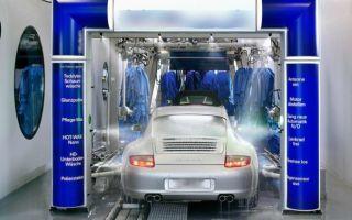Автоматическая мойка авто: на что обратить внимание