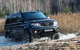 УАЗ патриот в новом кузове — красота и мощь в одном авто