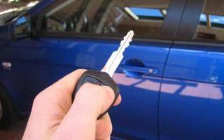 Почему не открываются двери в автомобиле