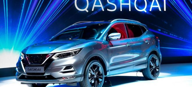 Nissan Qashqai 2018 года