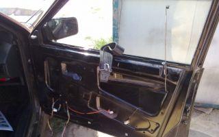 Типичные проблемы с открыванием дверей на ВАЗ 2114