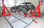 От А до Я — все о стапелях для ремонта кузова автомобиля