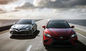 Новая Тойота Камри 2018: всесторонний идеал