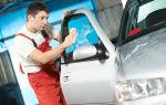 Секрет мойки стекол автомобиля без разводов