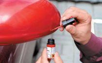 Правильные способы закраски царапин на автомобиле своими руками