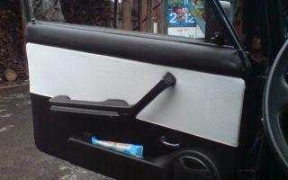 Пошаговая инструкция для снятия обшивки на дверях ВАЗ 2107
