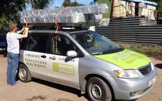 Все о багажниках на крышу автомобиля: виды, производители, установка