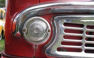 Избавляемся от ржавчины с хромированных деталях автомобиля