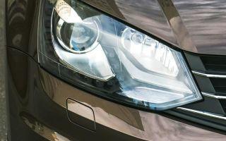 Особенности выбора и замены лампы ближнего света на автомобиле Фольксваген Polo