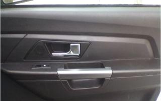 Самый простой способ снять обшивку дверей УАЗ Партиот