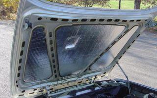 Самостоятельное утепление капота транспортного средства: пошаговая инструкция