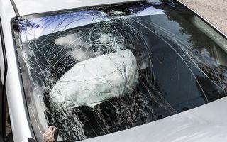 Лучшие методы защиты лобового стекла автомобиля от камней