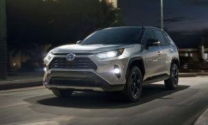 Новый Toyota RAV 4 — эстетика в каждой детали