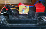 Электрохимические способы защиты автомобиля от коррозии