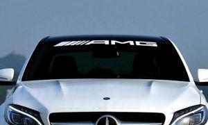 Все о тонировочных полосах на лобовое стекло автомобиля