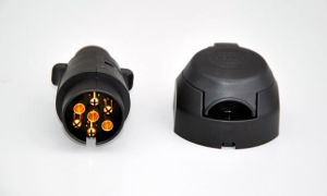 3 способа подключения розетки фаркопа для прицепа: схема распиновки