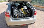 Размеры и особенности багажника Лада Веста СВ Кросс