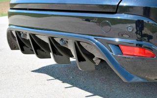 Пошаговая инструкция замены бамперов на Форд Фокус