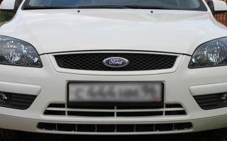 Как произвести регулировку фар на Форд Фокус 1, 2, 3 своими руками