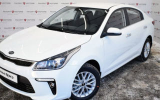Kia Rio 2018 года: шедевр в новом кузове
