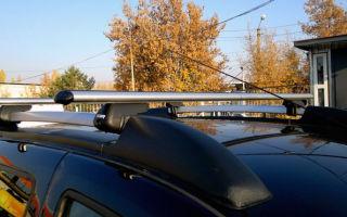 Советы специалистов — как выбрать и установить рейлинги на крышу