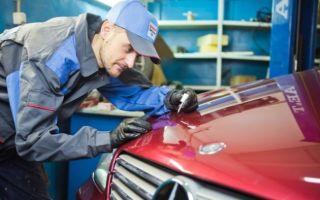 5 способов ремонта сколов лакокрасочного покрытия автомобиля