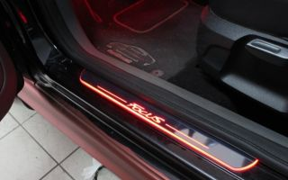 Выбираем накладки на пороги на Ford Focus — ТОП 3 вариантов