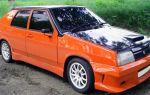 Тюнинг автомобиля ВАЗ 2109 — новая жизнь старой девятки
