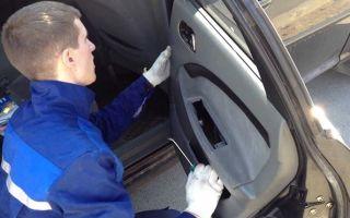 Пошаговая инструкция — снятие обшивки двери на Chevrolet Cruze
