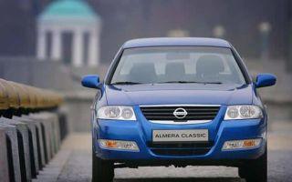 Особенности снятия обшивки передней и задней двери автомобиля Nissan Almera Classiс