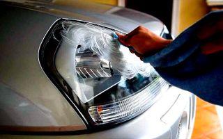 Особенности полировки зубной пастой — фары, лобовое стекло и диски автомобиля