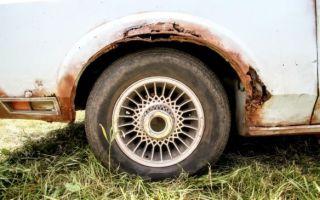 ТОП средств и химических методов для устранения ржавчины на автомобиле