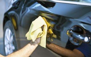 Воск для автомобилей: все о средстве и нюансы его использования