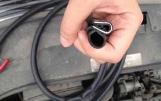 Как выбрать клей для уплотнительной резинки на двери автомобиля