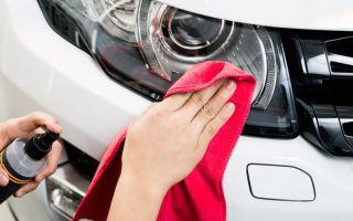 Все о секретах полировки фар автомобиле своими руками